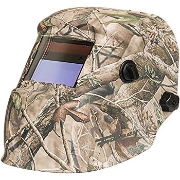 Forney 55702 Premier Series Camo Auto Darkening Welding Helmet