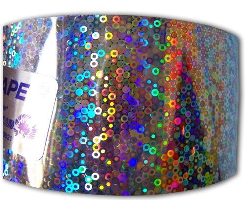 Bird-X Irri-Tape Holographic Iridescent Foil Bird Scare T...