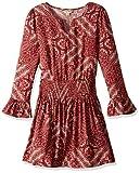 Lucky Brand Little Girls' Sasha Dress, Sasha Chrysanthemum, 6X