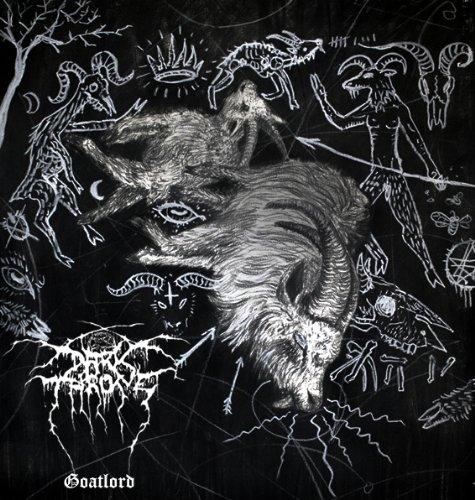 CD : Darkthrone - Goatlord (2PC)