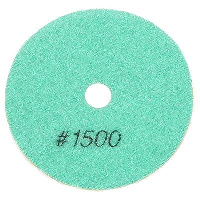 "Specialty Diamond BRTD41500 4"" Dry Concrete Polishing DHEX Pad, 6mm - 1500 Grit: Home Improvement"