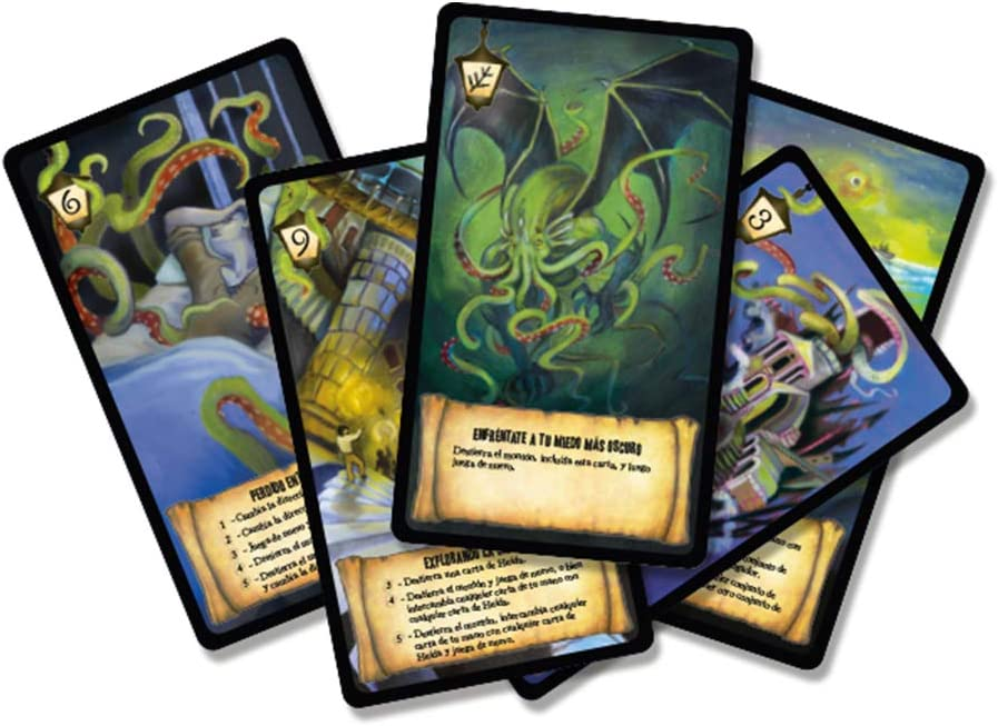 Edge Entertainment- Perdidos En RLyeh, Multicolor (EEAGLR01): Amazon.es: Juguetes y juegos