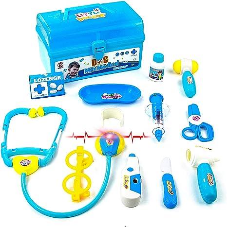Set dottoressa infermiera strumenti kit gioco di qualità giocattolo toy