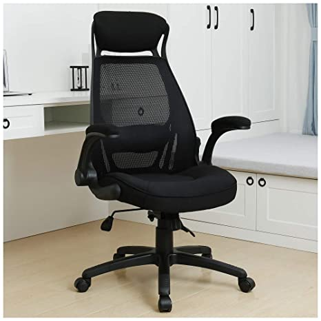 Awesome Berlman Ergonomic High Back Mesh Office Chair With Adjustable Armrest Swivel Task Chair Desk Chair Computer Chair Guest Chairs Reception Chairs Theyellowbook Wood Chair Design Ideas Theyellowbookinfo