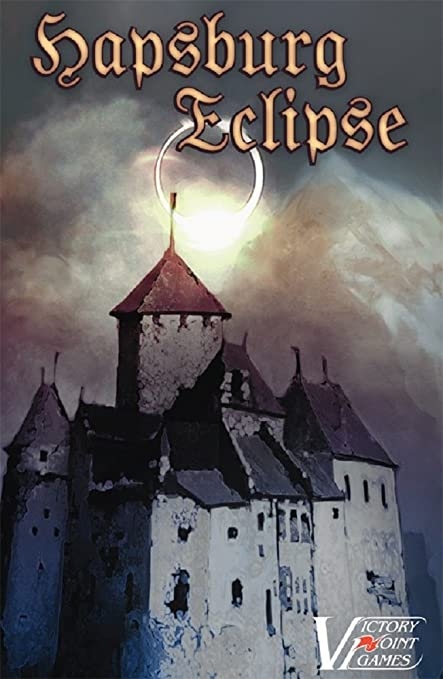 amazon com victory point games hapsburg eclipse solitaire boxed