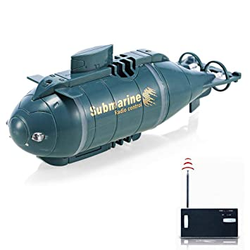Mini RC U Boot RC U-Boot Spielzeug Unterwasser U-Boot Badespielzeug Fernbedienung Boot In Badewanne Fernbedienung Badewanne Pools