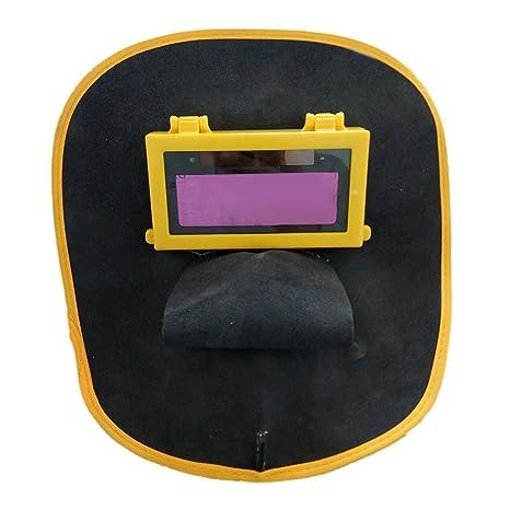 Oscurecimiento automático ARCO TIG MIG soldador pulir lentes Máscaras Caretas para soldar de Seguridad Patrón de