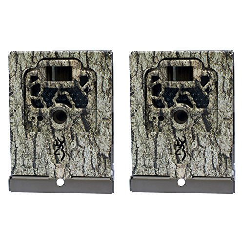 Browning Trail Cameras Locking Security Box for Game Cameras, 2 Pack | BTC-SB