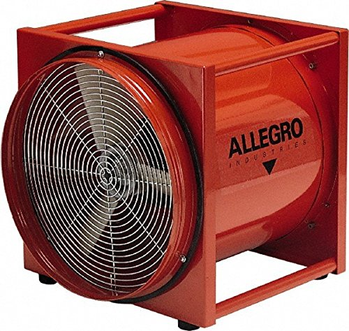 Conf. Sp Fan, Axial, 1725 rpm by Allegro