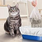 Alfapet Kitty Cat Pan Disposable, Elastic Sifting