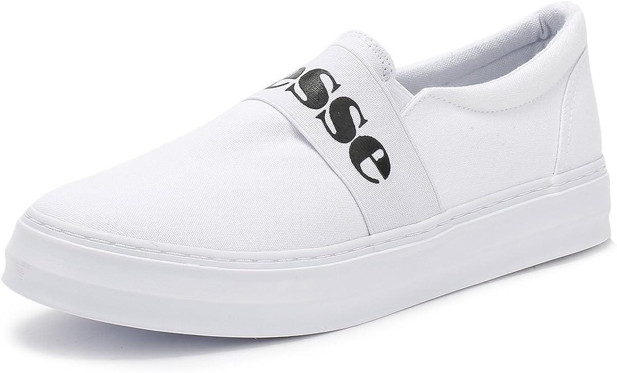 Ellesse Womens White/Black Panforte