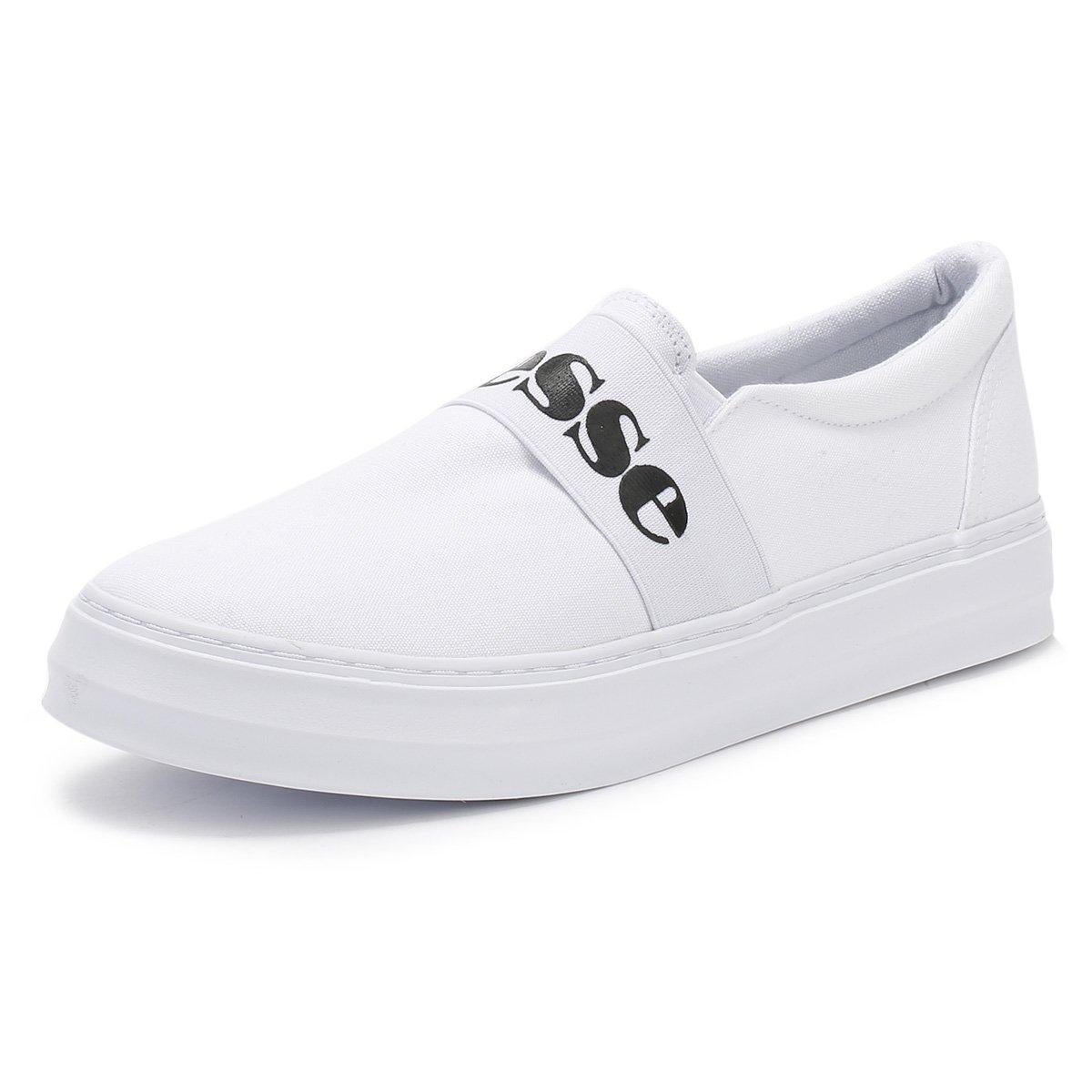 3d860a85 Ellesse Womens White/Black Panforte Trainers-UK 5: Amazon.co.uk ...