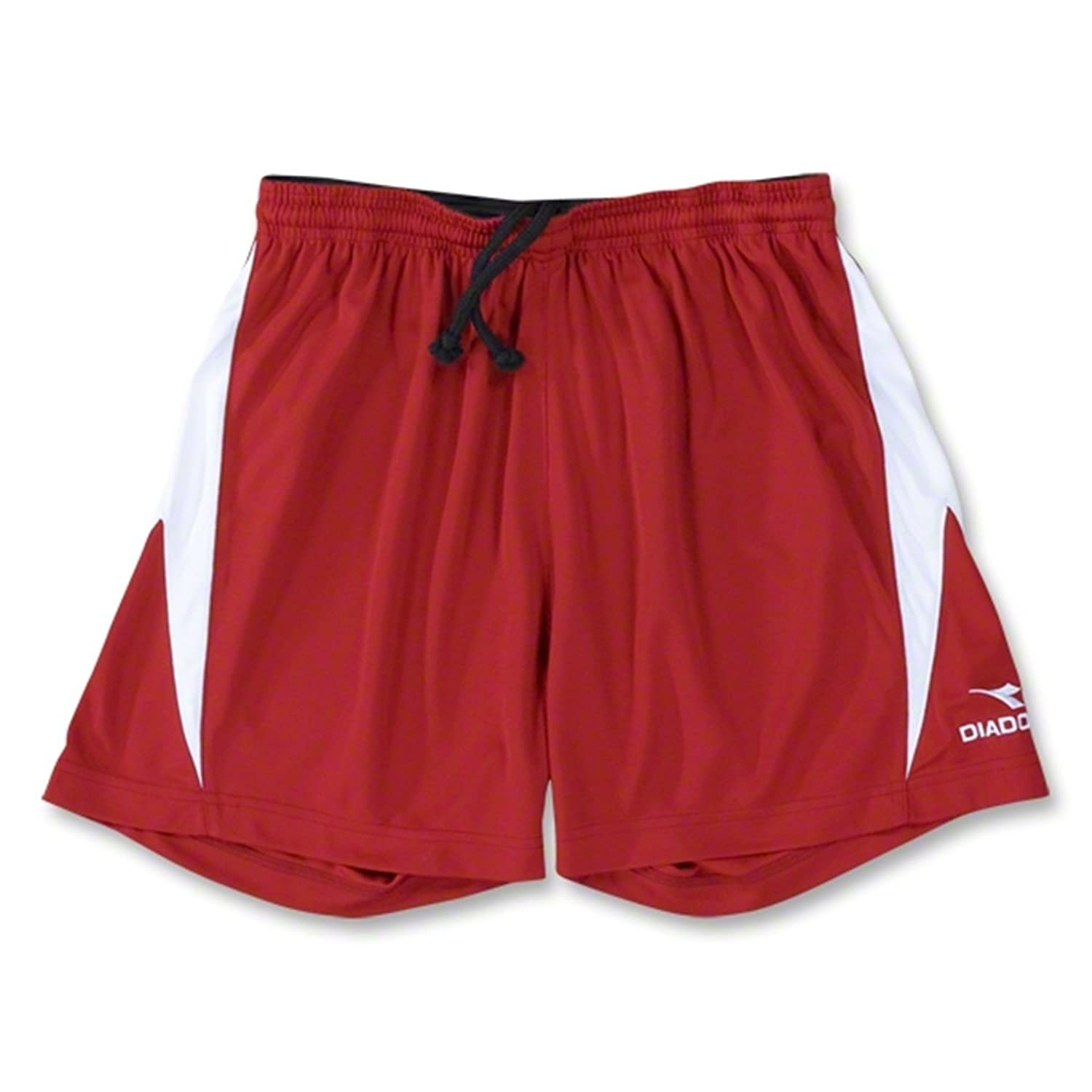Diadora Rigore Shorts, Red, X-Large