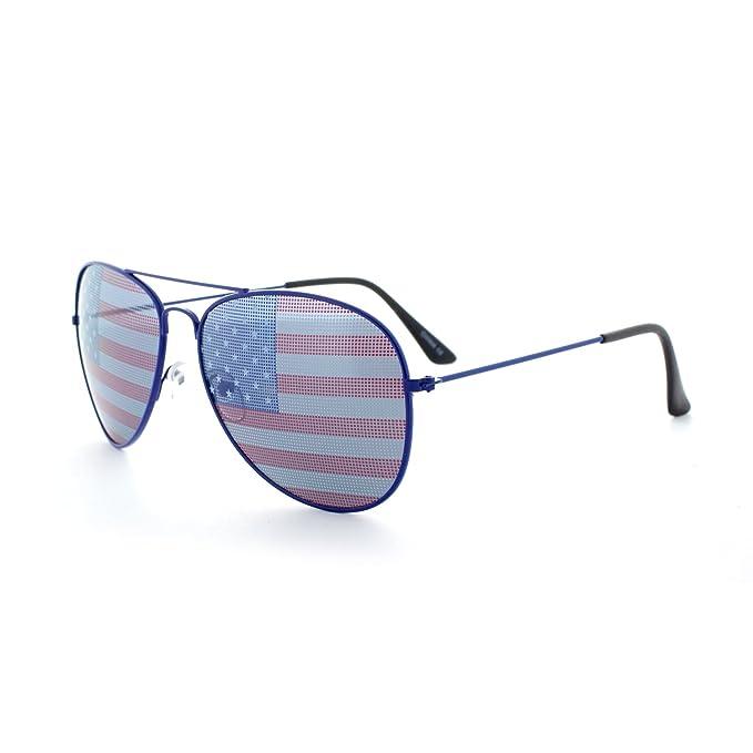 Amazon.com: MLC Eyewear - Gafas de sol estilo aviador ...