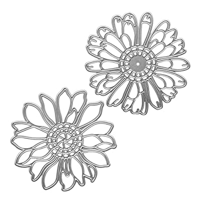 Flower Bouquet Metal Cutting Dies Stencils Scrapbooking Embossing Album Craft