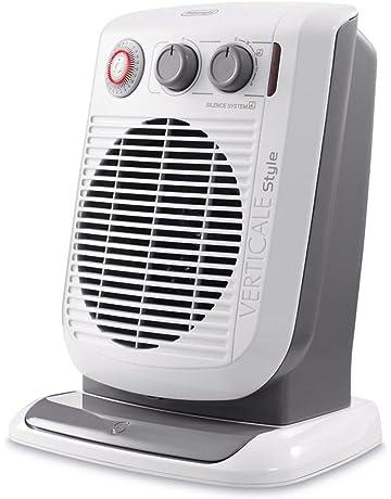 DeLonghi HVF 3552 TB - Emisor térmico, 43 dB, 2400 W, 50 Hz