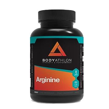 Bodyathlon L-Arginina - 90 comprimidos 800 mg: Amazon.es: Salud y ...