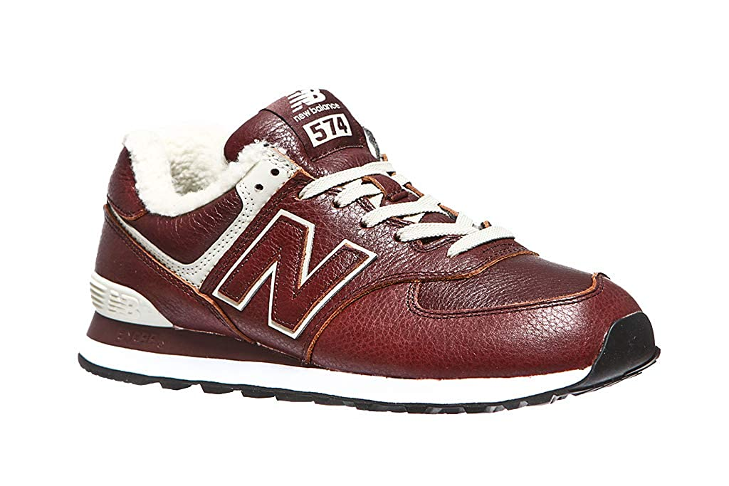 brand new e0170 78d53 New Balance ML574WND !!UK mÄTMskie Sneakers (Brown): Amazon ...