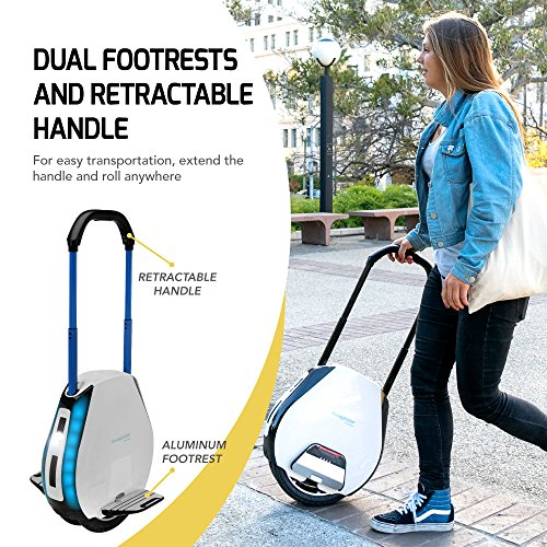 Swagroller Electric Unicycle Review Transportation Evolved