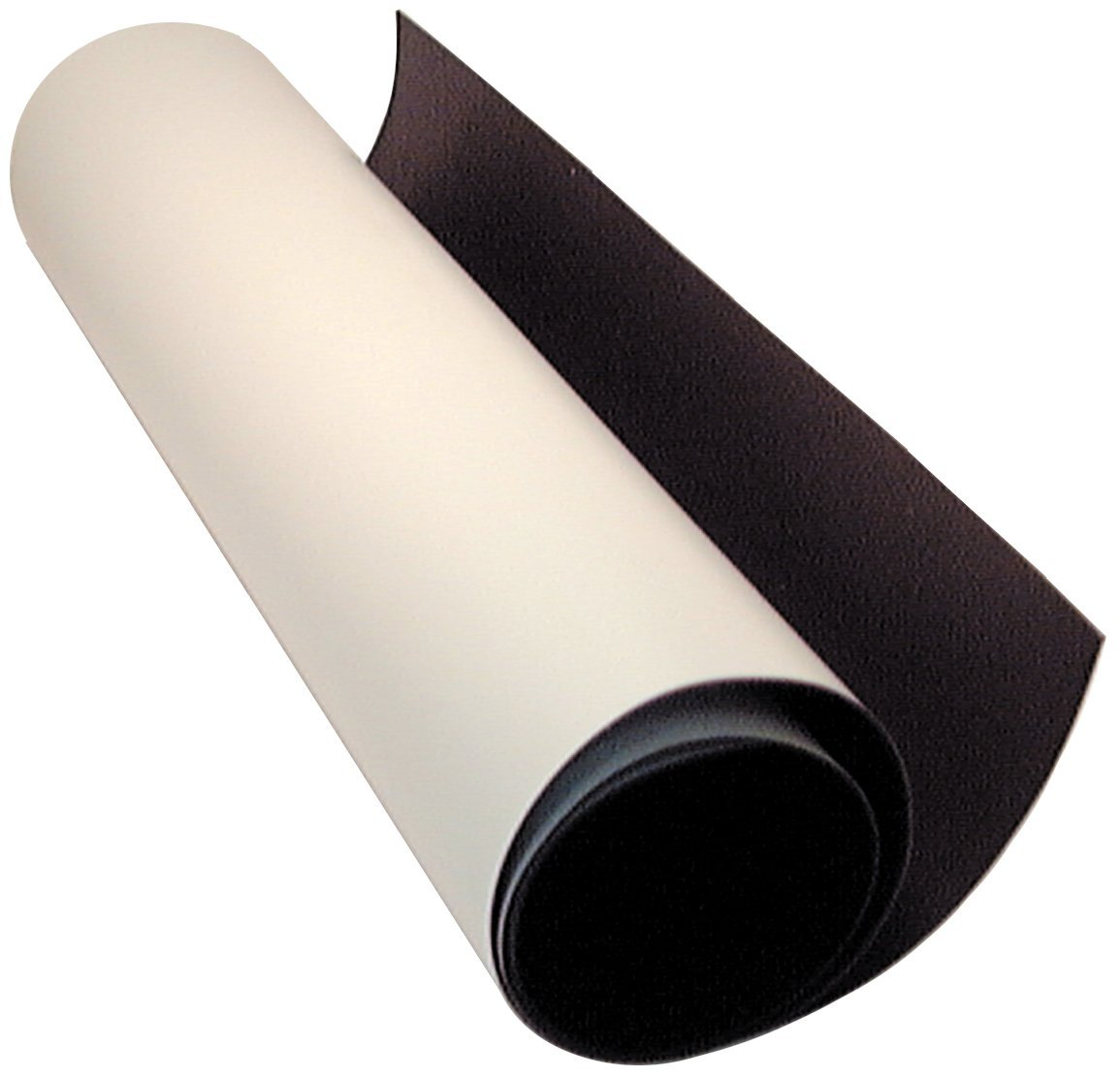 MAG-MATE MRS030X2437X001 Flexible Magnet Sheets 0.030 x 24.37 x 1', White Industrial Magnetics Inc