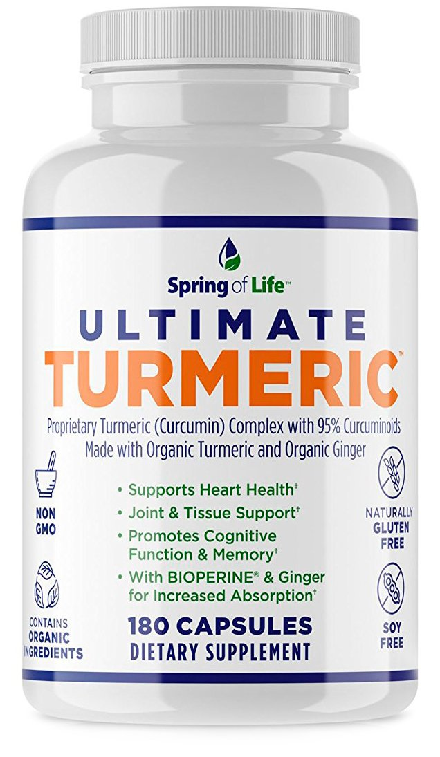 Amazon Com Spring Of Life Premium Omega 3 Softgels With
