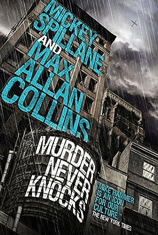 book cover of Murder Never Knocks