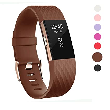 Fitbit charge 2 rose gold replacement band