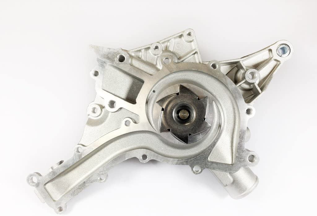 OAW BE2250 Engine Water Pump for Mercedes-Benz and Chrysler Crossfire Without Oil Cooler Connection 2 Hose