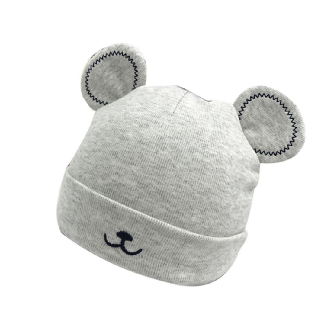 Nouveau-né Bébé Bonnet, 0-1 Ans Nourrisson Chapeau  Panda   Chaud Bonnet  d hiver Chapeau (Bleu)  Amazon.fr  Vêtements et accessoires 6cd4eb7750b