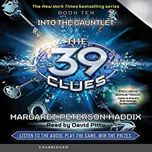 The 39 Clues, Book 10 Audiobook