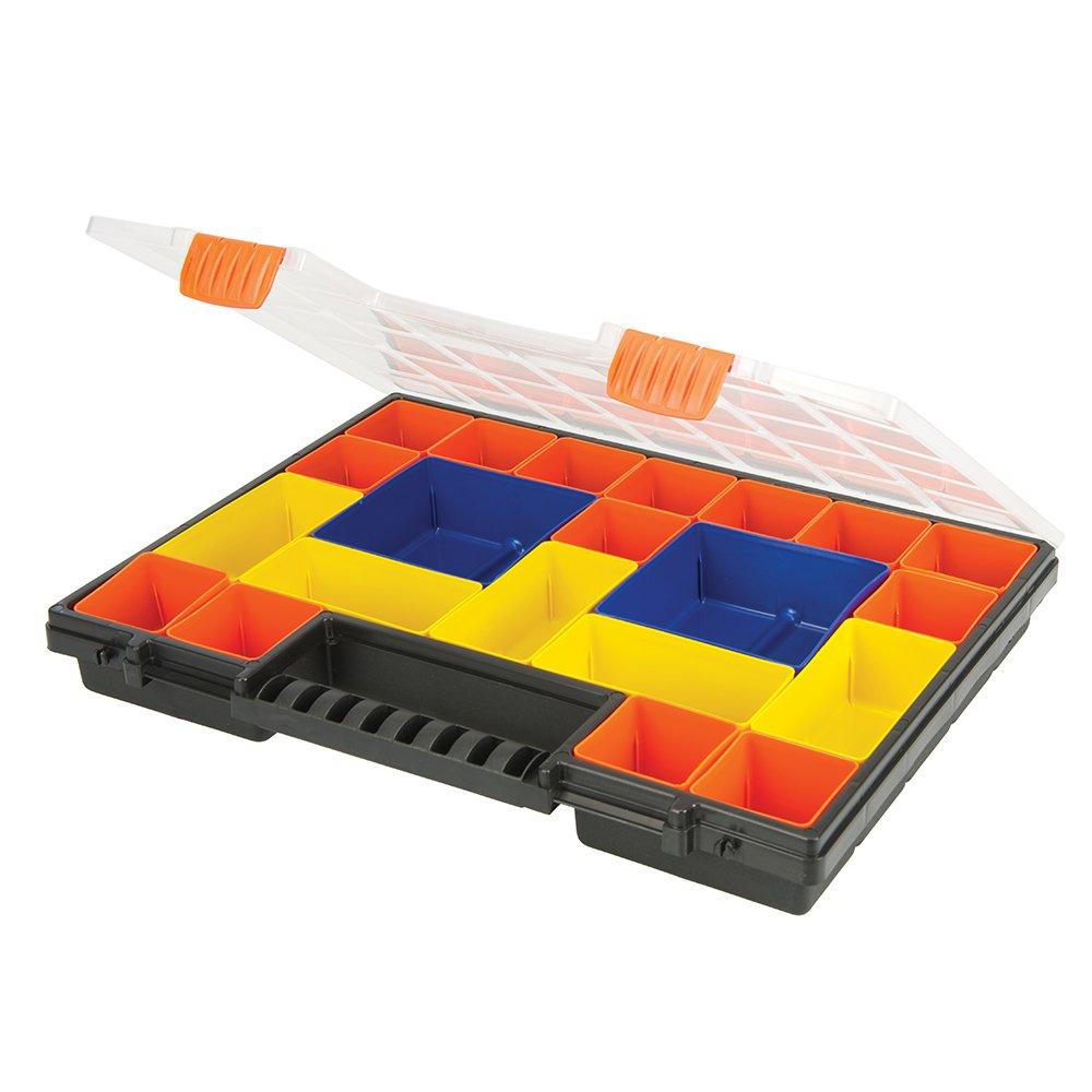 Silverline 383765 Organisateur portatif à 21 compartiments