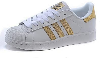 Adidas Superstar Sneakers Womens (USA 7.5) (UK 6) (EU 39