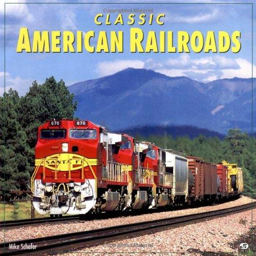 classic american railroads - 1