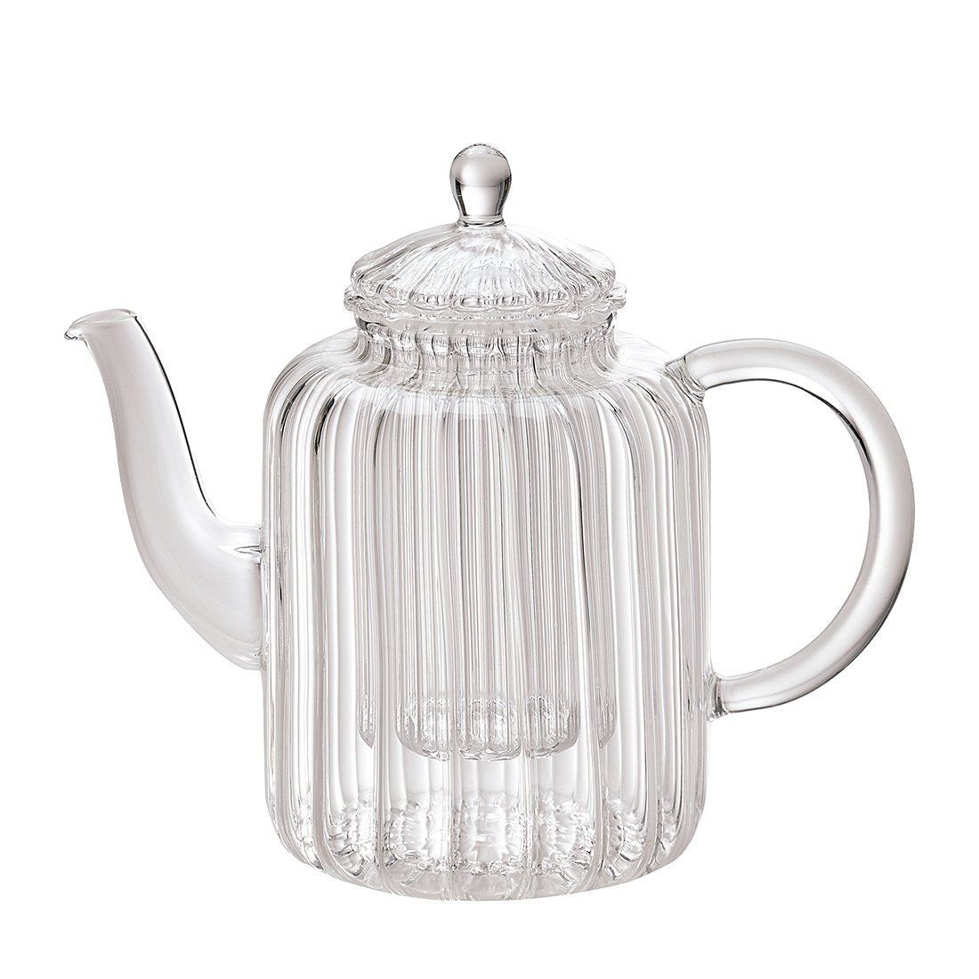 BITOSSI HOME TEAPOT Glass Transparent BITOT BHV12505_TRASPARENTE-750 ML