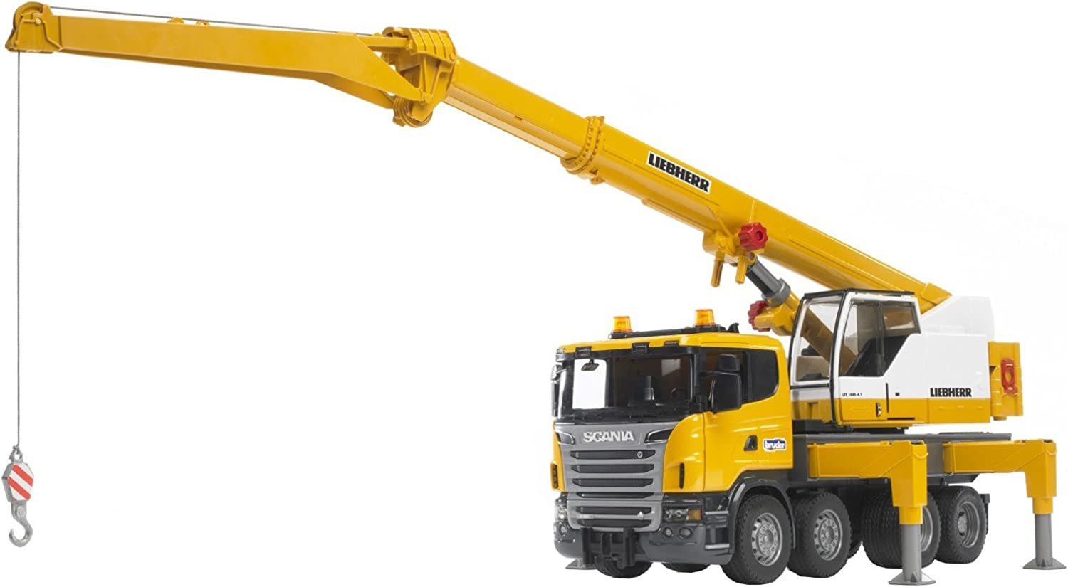 Top 9 Best Remote Control Cranes Toys (2020 Reviews & Buying Guide) 2