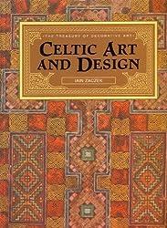 Celtic Art and Design (The Treasury of Decorative Art)