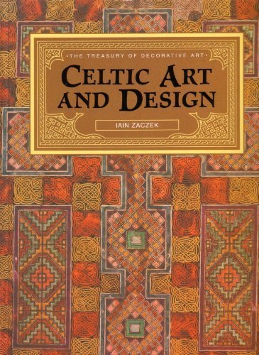 Download Celtic Art And Design The Treasury Of Decorative