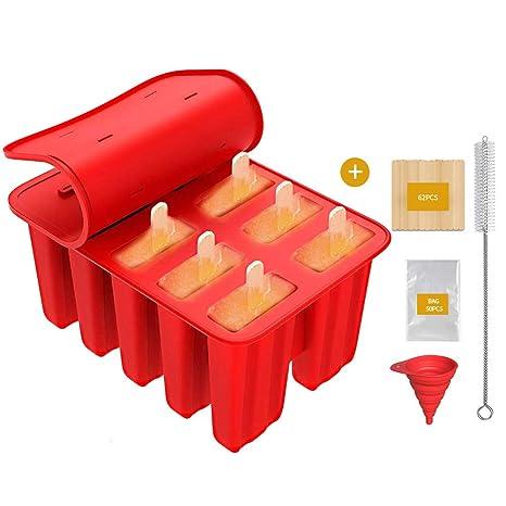 Amazon.com: Molde de silicona de grado alimenticio para ...