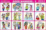 Kids Goods Best Deals - 25 X Spectrum Primaria Kids Good Manners - 2 Aprendizaje Pictórica Educativa Sticker
