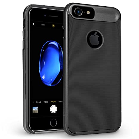 coque iphone 8 noir slim