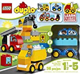 LEGO DUPLO My First Cars and Trucks 10816 Toy for 2-Year-Olds