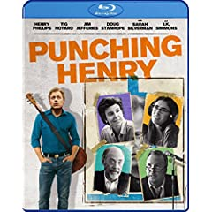 PUNCHING HENRY Featuring Sarah Silverman and J.K. Simmons Debuts on Blu-ray April 18 from Well Go USA