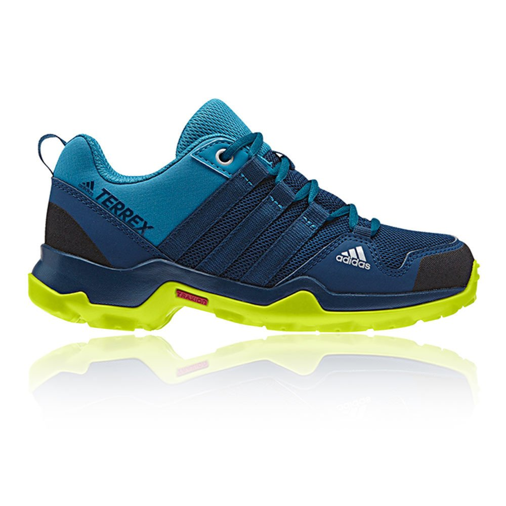 Adidas Unisex-Kinder Terrex Ax2r K Trekking- & Wanderhalbschuhe blau XXL