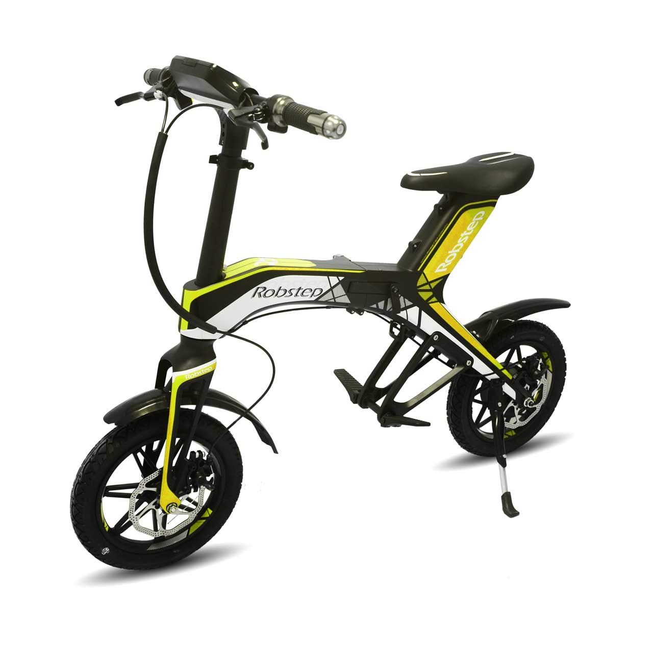 Robstep Bicicleta Eléctrica Plegable 14