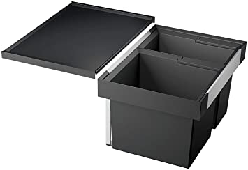 Attractive Blanco Flexon II 60/2, Müllsystem Für Die Abfalltrennung In Der Küche, Mit