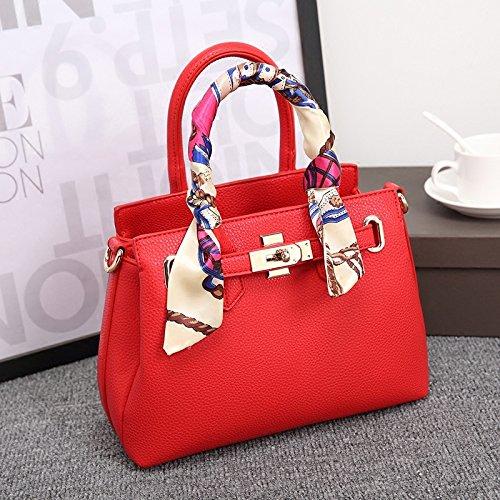 Nuova Rete Shopping E Della Primavera Rossa Di 2018 Messenger Corsa L'estate Zhxuanxuan Spalla Bag pXdCqxwnpO