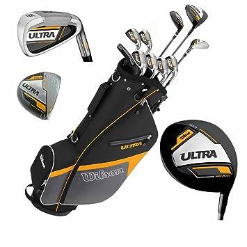 Wilson - Juego completo de golf para hombre (incluye palos ...