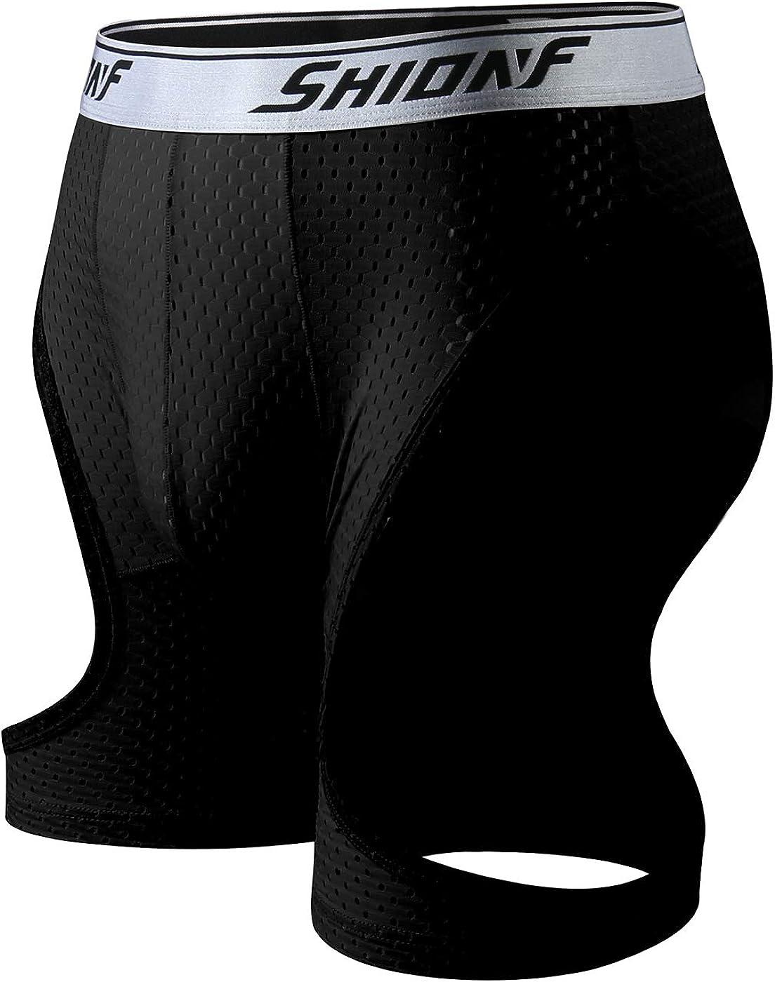 VANMASS Mens Dabbing Pug Underwear Sport Quick Dry Boxer Briefs