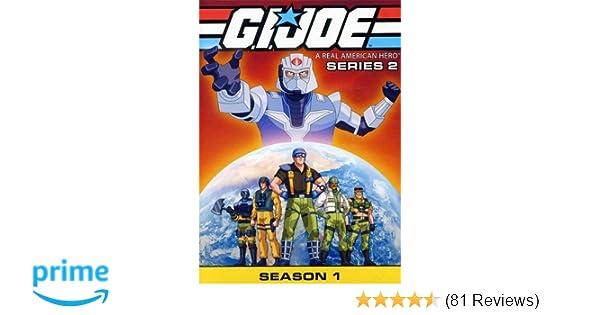 Amazoncom Gi Joe Series 2 Season 1 Michael Benyaer