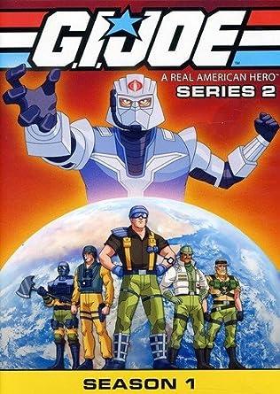 Amazon com: G I  Joe Series 2: Season 1: Michael Benyaer